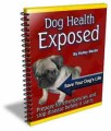 Dog Health Exposed PLR Ebook