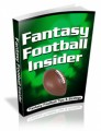 Fantasy Football Insider MRR Ebook