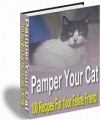 Pamper Your Cat PLR Ebook