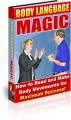 Body Language Magic PLR Ebook