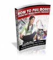 How To Pull Money From Any Resell Rights Product Resale Rights Ebook