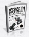 Newspaper Reporting 101 MRR Ebook