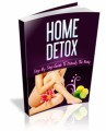Home Detox MRR Ebook