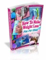 How To Make Weight Loss Fun For Kids MRR Ebook