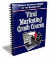 Viral Marketing Crash Course Plr Autoresponder Email Series