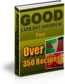 Good Carb Diet Give Away Rights Ebook