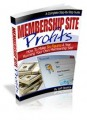Membership Site Profits Give Away Rights Ebook