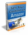 Sell Your Content On Amazon MRR Ebook