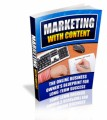 Marketing With Content Personal Use Ebook