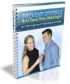 Prevent Divorce And Save Your Marriage Personal Use Ebook