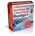 Family Budget PLR Autoresponder Email Series