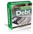 Outta Debt PLR Autoresponder Email Series