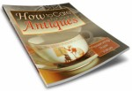 How To Care For Your Antiques Plr Ebook