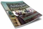 How To Get Your Antique Appraised Plr Ebook