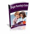 Single Parentings Guide Mrr Ebook