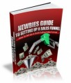 Newbies Guide To Setting Up A Sales Funnel Mrr Ebook
