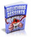 Delicious Desserts Plr Ebook
