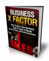 Business X Factor Mrr Ebook