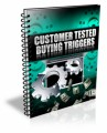 Customer Tested Buying Triggers Plr Ebook With Audio
