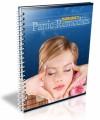 Emergency Panic Remedies PLR Ebook