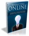 Marketing Online PLR Ebook
