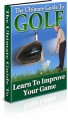 The Ultimate Guide To Golf Plr Ebook