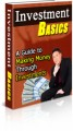 Investment Basics Plr Ebook