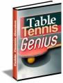 Table Tennis GENIUS Plr Ebook