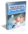 How To Get Rid Of A Toothache Naturally Plr Ebook