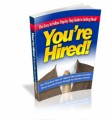 Youre Hired Plr Ebook