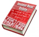 Insider Real Estate Plr Ebook