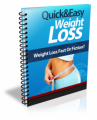Quick And Easy Weight Loss Plr Ebook