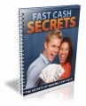Fast Cash Secrets PLR Ebook