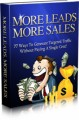 More Sales More Leads Give Away Rights Ebook