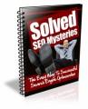 Solved Seo Mysteries MRR Ebook
