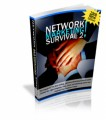 Network Marketing Survival 2 PLR Ebook