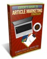 Expert's Guide To Article Marketing Strategies Personal Use Ebook With Audio