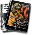 Great Food From The Grill PLR Ebook