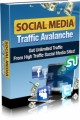 Social Media Traffic Avalanche Mrr Ebook