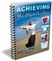Achieving Your Weight Loss Goals Mrr Ebook