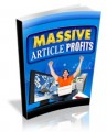 Massive Article Profits Mrr Ebook
