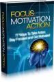 Focus Motivation Action Mrr Ebook