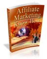 Affiliate Marketing Know How Plr Ebook