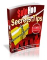 Salehoo Secrets And Tips Plr Ebook
