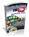Creating And Marketing The Perfect You Tube Video Plr Ebook