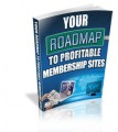 Your Roadmap To Profitable Membership Sites Plr Ebook
