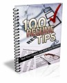 100 Resume Writing Tips Give Away Rights Ebook