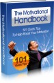 The Motivational Handbook MRR Ebook