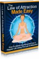 The Law Of Attraction Made Easy Mrr Ebook