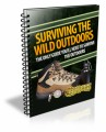 Surviving The Wild Outdoors Mrr Ebook With Audio & Video